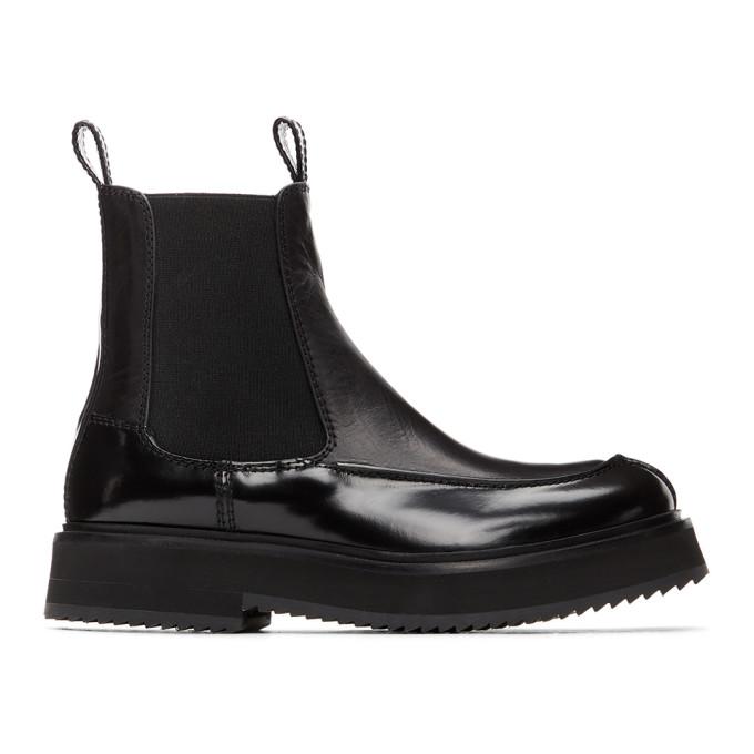 Joseph Black British Ankle Boots