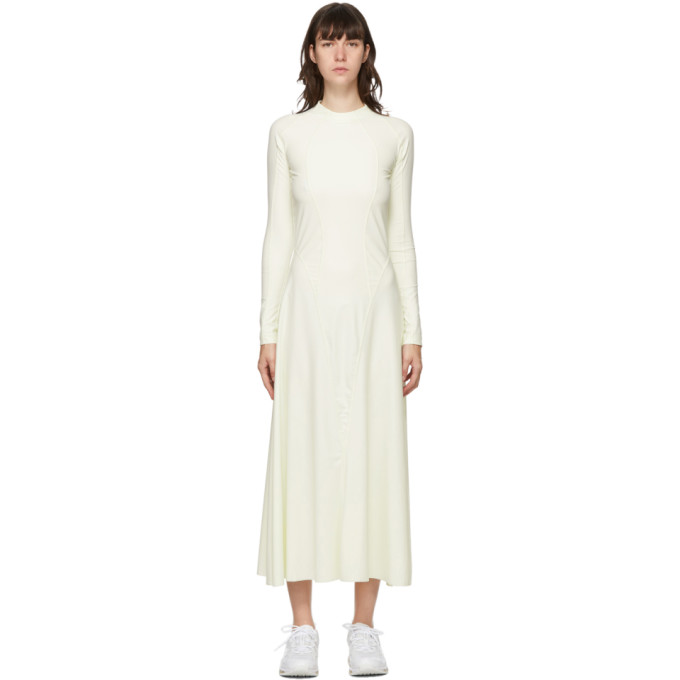 GmbH SSENSE 独家发售白色 Elif 连衣裙