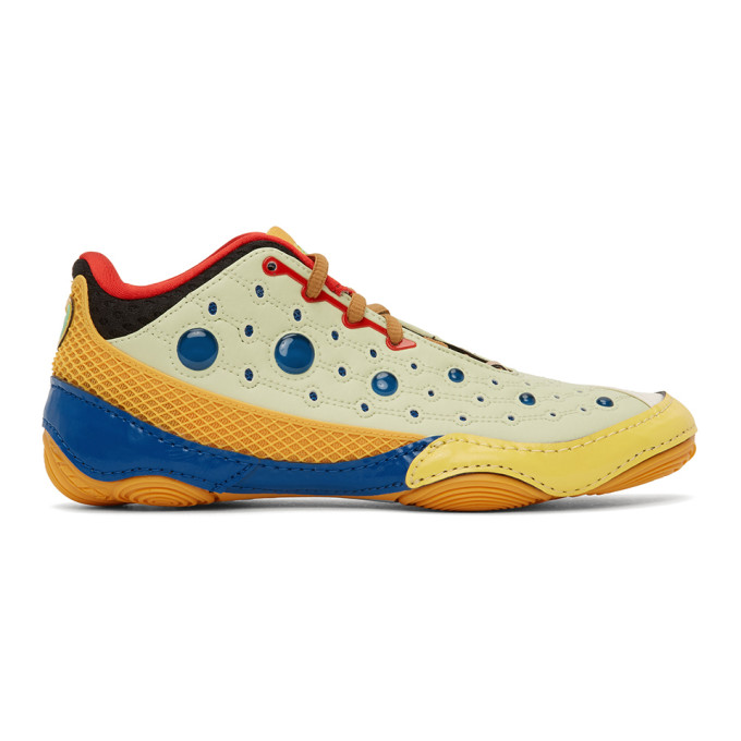 Kiko Kostadinov Baskets multicolores Gesserit 2 edition Asics