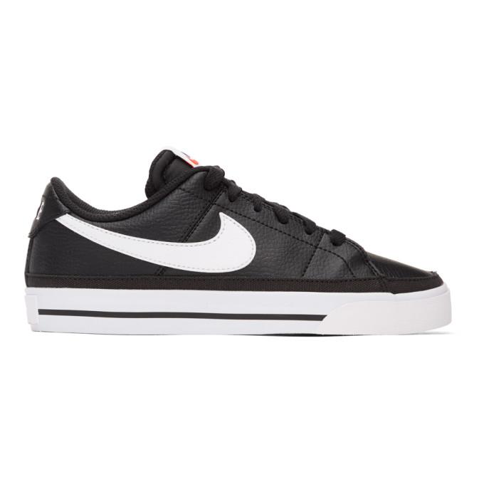 Nike NIKE BLACK COURT LEGACY SNEAKERS