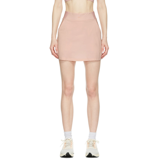 Nike NIKE PINK FLEX BLISS LUXE SKIRT
