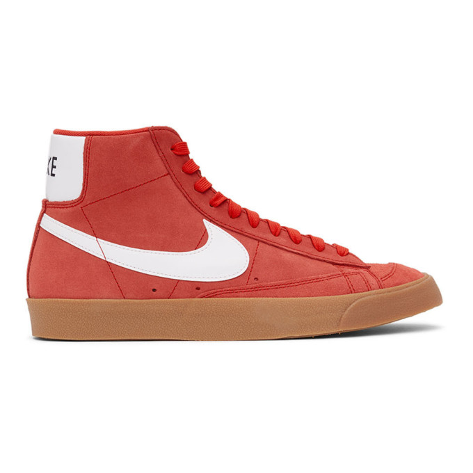 Nike Men's Blazer Mid 77 Casual Sneakers From Finish Line In 600 Univers
