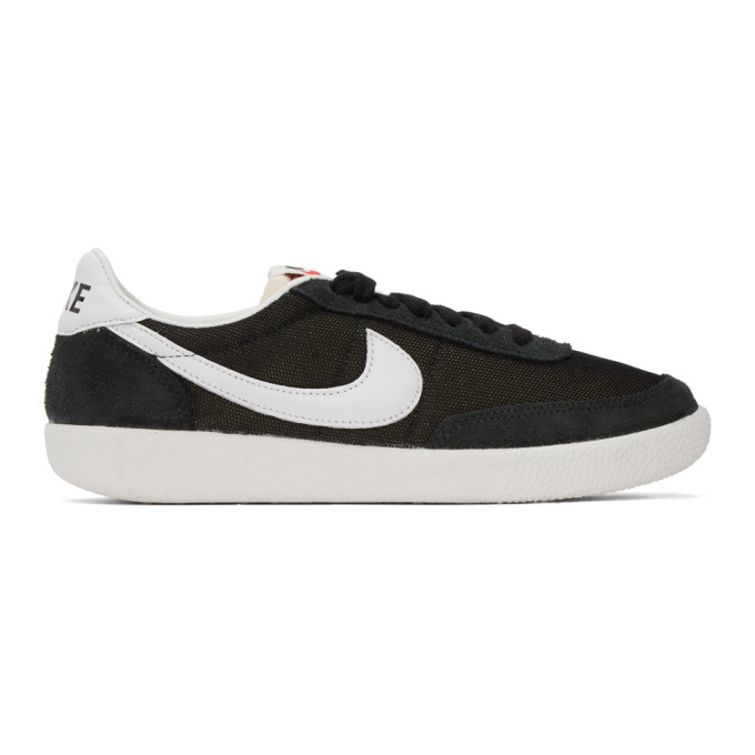 NIKE NIKE BLACK KILLSHOT OG SP LOW-TOP SNEAKERS