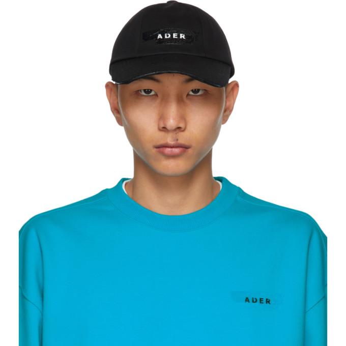 Ader Error Caps ADER ERROR BLACK TAPE 04 CAP