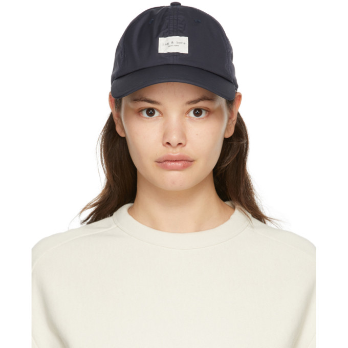 Rag & Bone RAG AND BONE NAVY ADDISON CAP