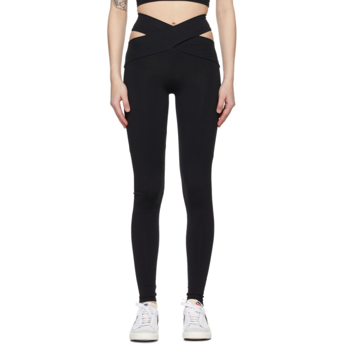 Live The Process LIVE THE PROCESS BLACK ORION LEGGINGS
