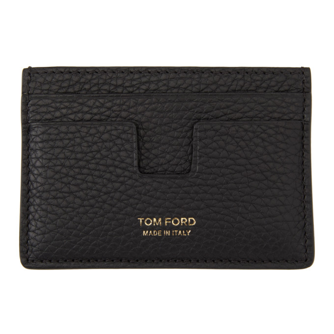 Tom Ford 黑色 Classic 卡包