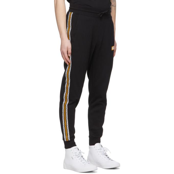 HUGO Pants HUGO BLACK DONBURI LOUNGE PANTS