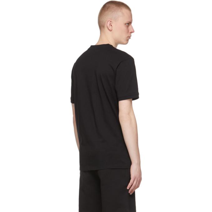 HUGO Cottons HUGO BLACK DIRAGOLINO212 T-SHIRT