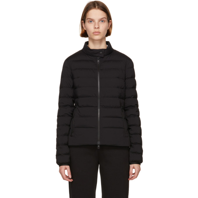 Moncler MONCLER BLACK MATT BLACK DOWN KAITOS JACKET