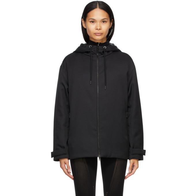 Moncler Moncler Black Down Gredi Jacket