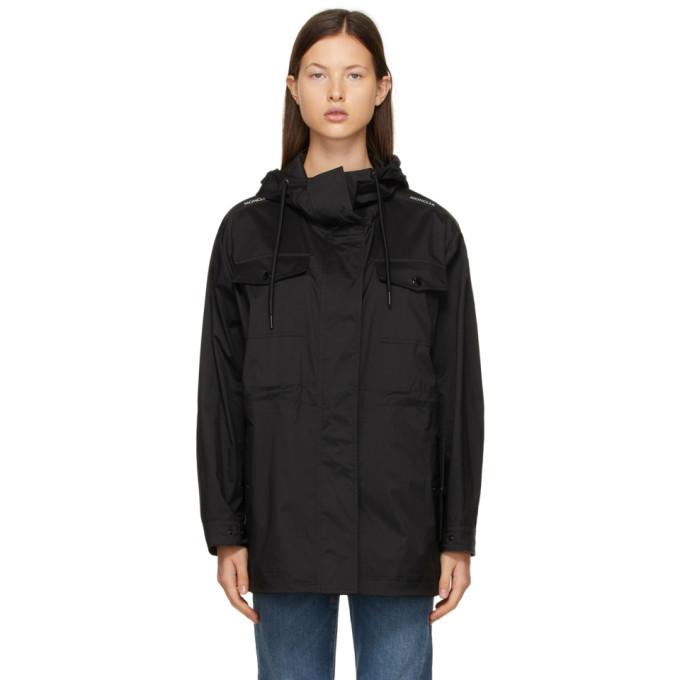 Moncler Moncler Black Sadalsud Jacket