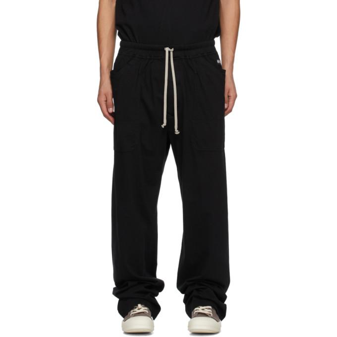 Rick Owens Drkshdw SSENSE 独家发售黑色 MT 运动裤