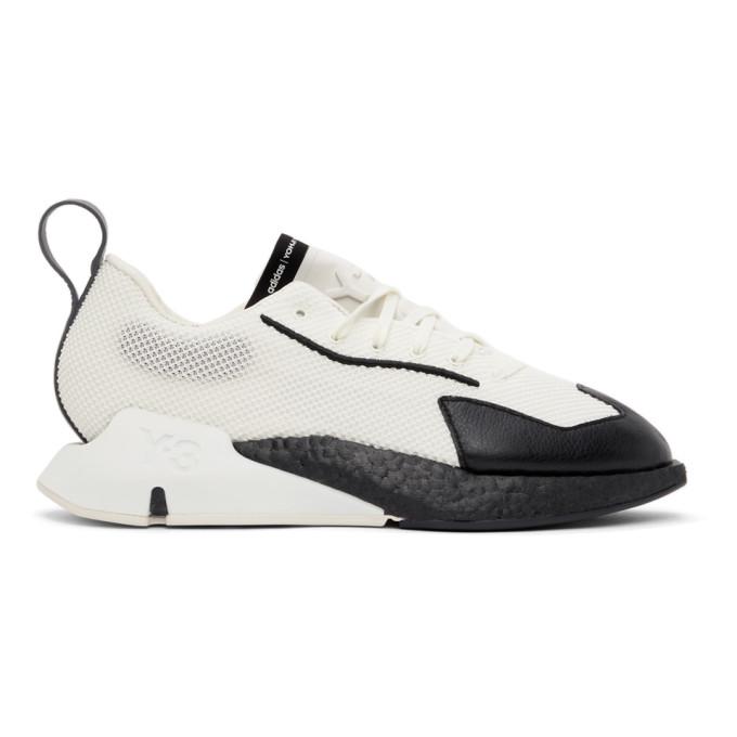 Y-3 Shoes Y-3 WHITE ORISAN SNEAKERS