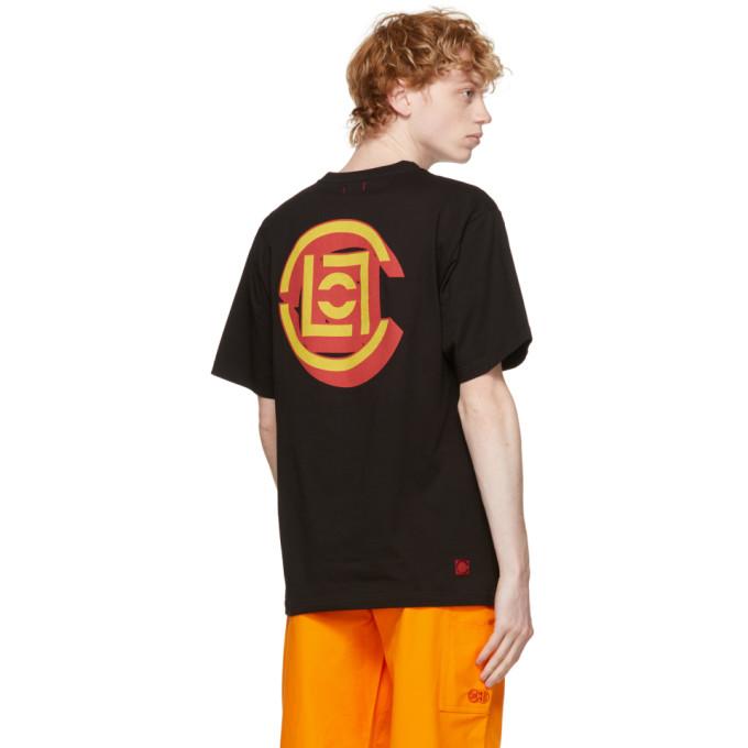 CLOT Cottons CLOT BLACK LOGO T-SHIRT