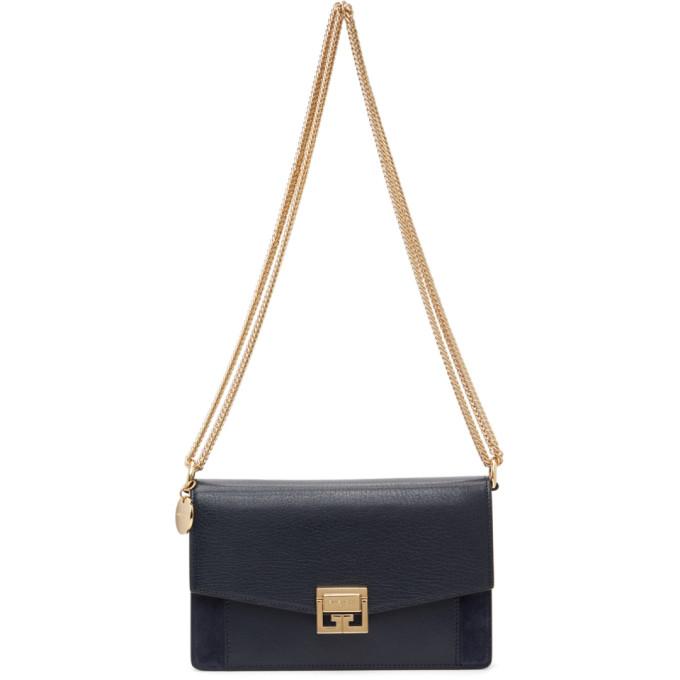 Givenchy Navy Mini GV3 Bag