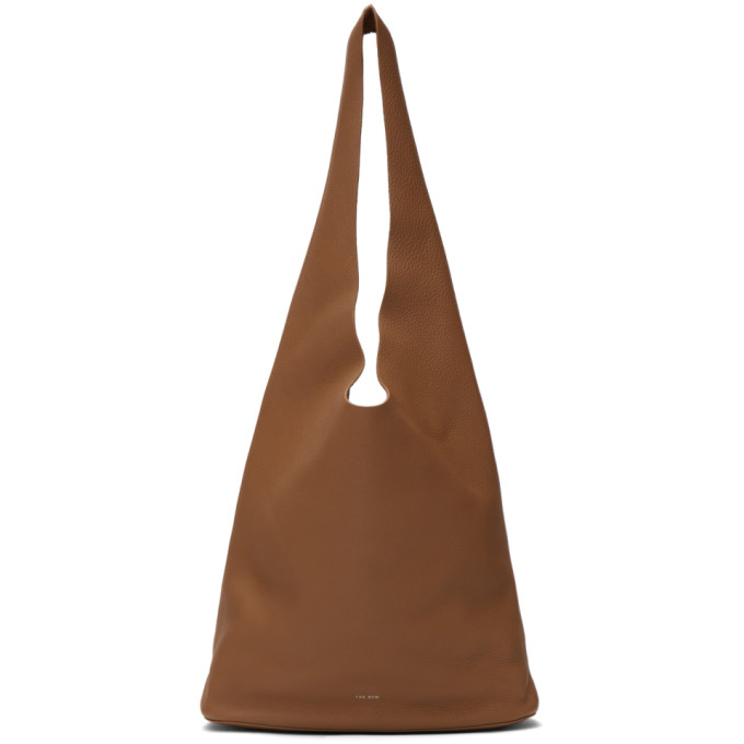 The Row THE ROW BROWN BINDLE THREE TOTE