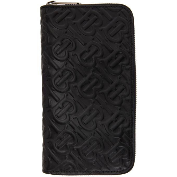 バフ カーフスキンのジップアラウンドの財布