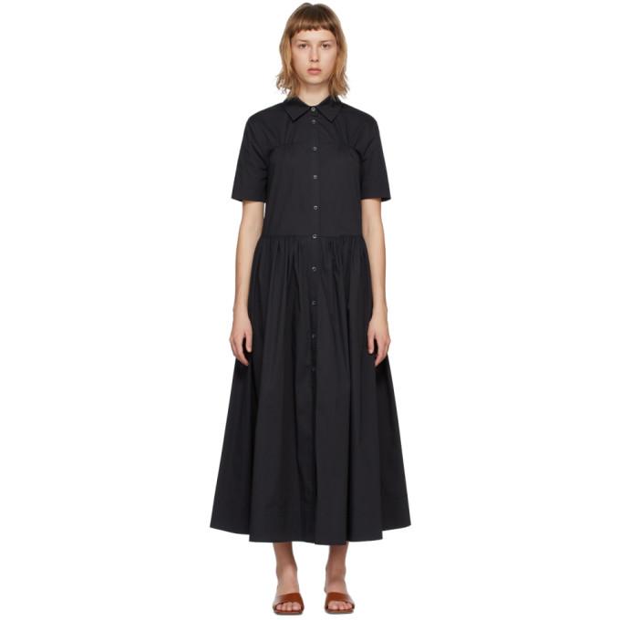 Staud ブラック Guilia ドレス
