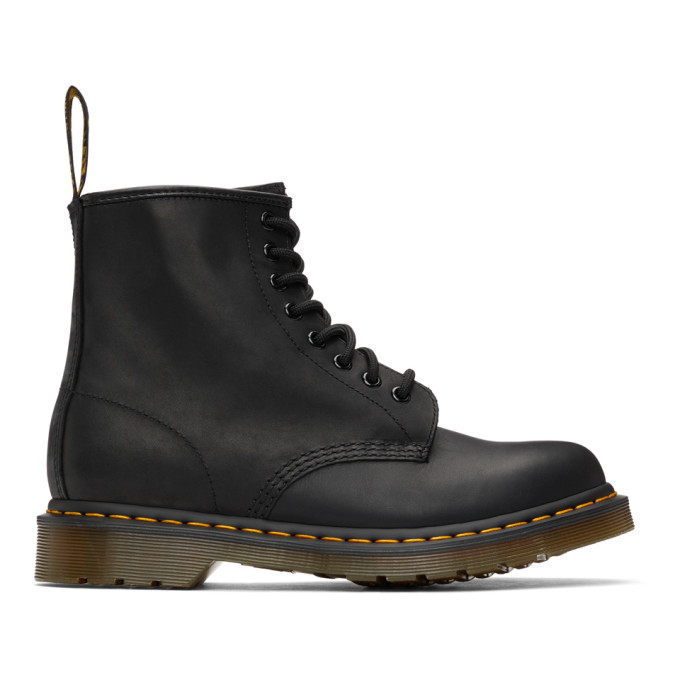 Dr. Martens Greasy 1460 ブーツ