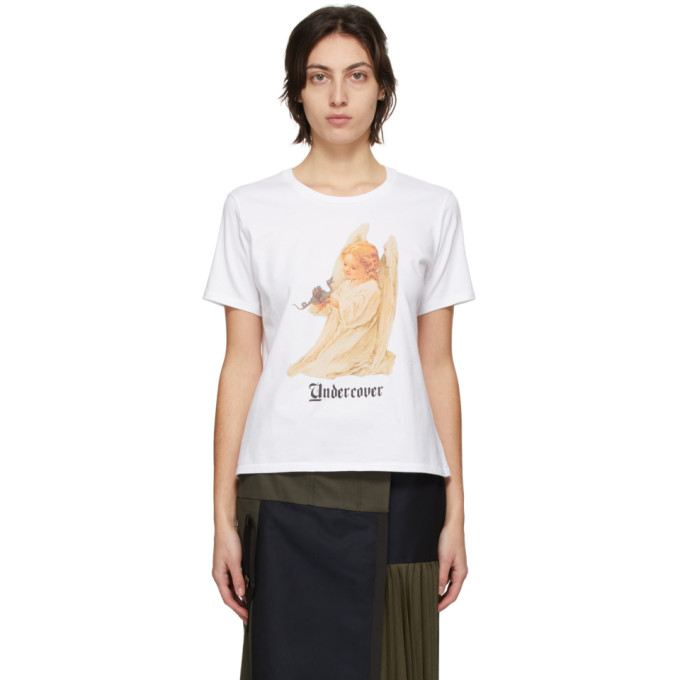 Undercover UNDERCOVER WHITE ANGEL T-SHIRT