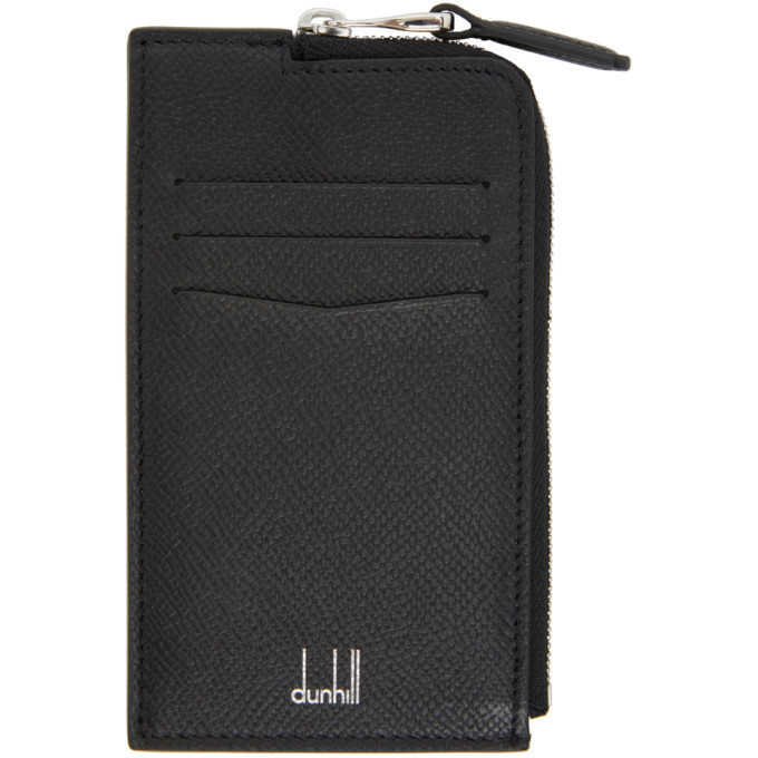 Dunhill Cadogan ジップ カード ケース