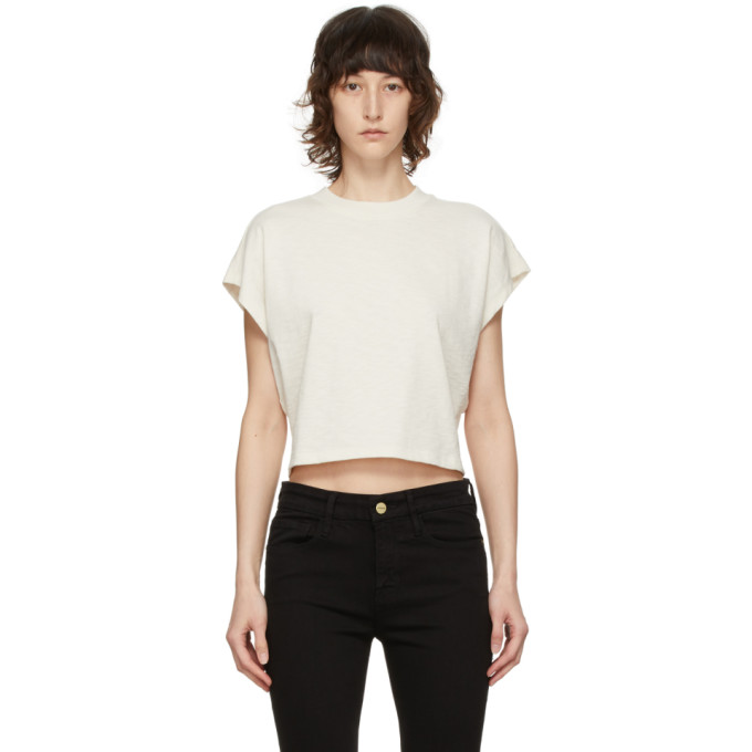 Frame Cottons FRAME OFF-WHITE OFF DUTY T-SHIRT