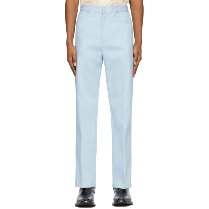 Sunflower SUNFLOWER BLUE FRENCH TROUSERS