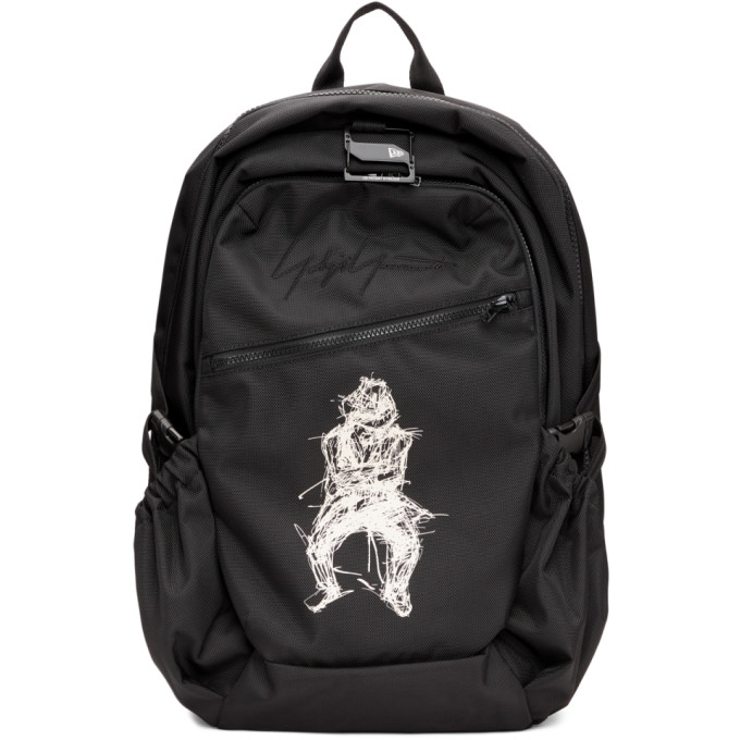 Yohji Yamamoto Black New Era Edition Urban Backpack