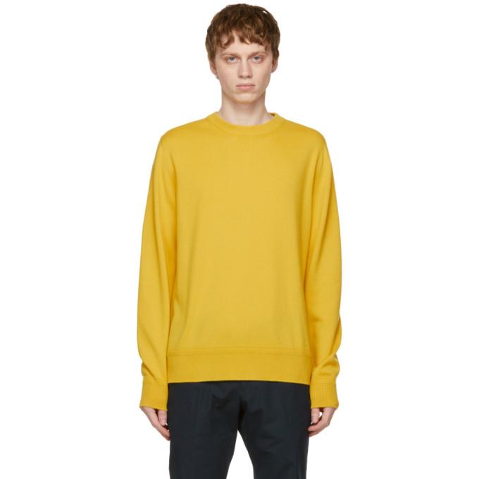 Loro Piana Yellow Castlebay Sweater  - buy with discount