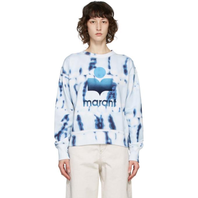 Isabel Marant Étoile Isabel Marant Toile Women's Sw027321p038e30bu Blue Other Materials Sweatshirt