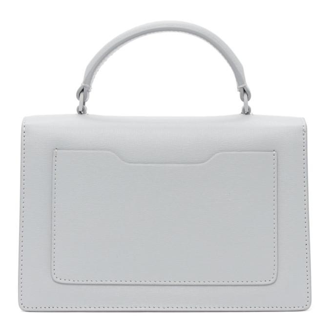 OFF-WHITE Handbags OFF-WHITE GREY JITNEY 1.4 BAG