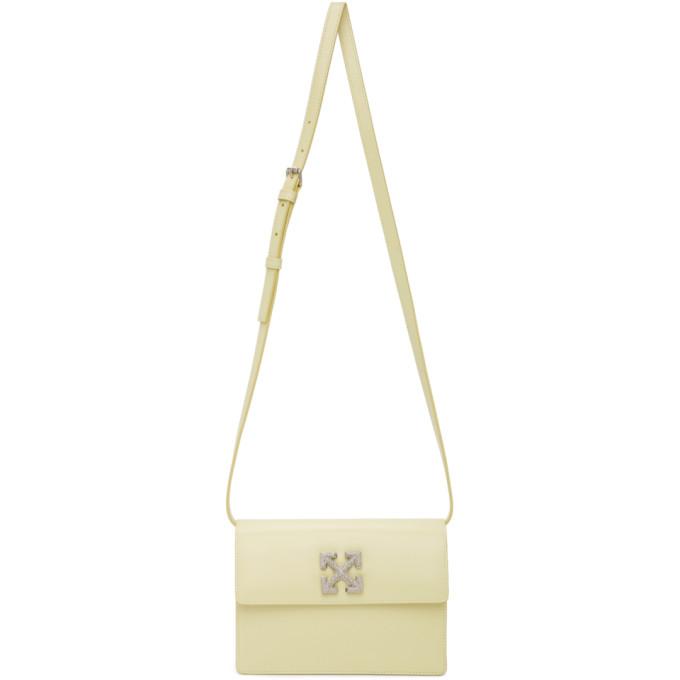 Off-White Crossbody bags OFF-WHITE YELLOW JITNEY 2.0 BAG
