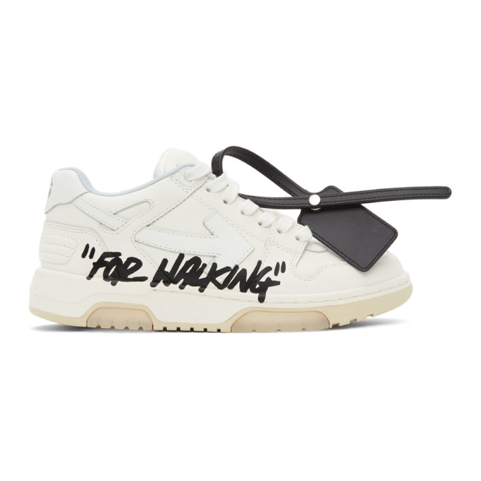 Off-White OFF-WHITE WHITE OUT OF OFFICE SNEAKERS