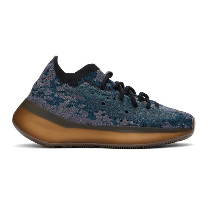 Yeezy Sneakers YEEZY BLUE YEEZY BOOST 380 SNEAKERS