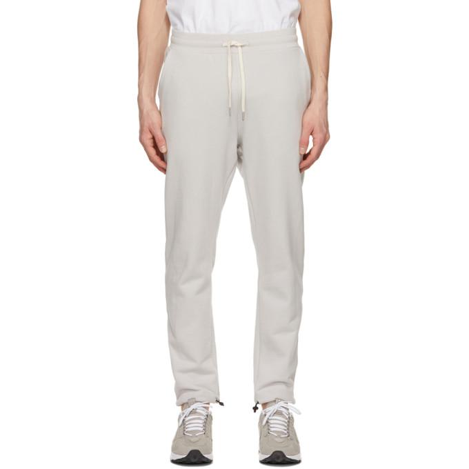 John Elliott Loungewears JOHN ELLIOTT GREY SOCHI LOUNGE PANTS