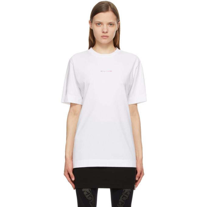 Alyx White 'change Of Heart' T-shirt In Wth0001 White