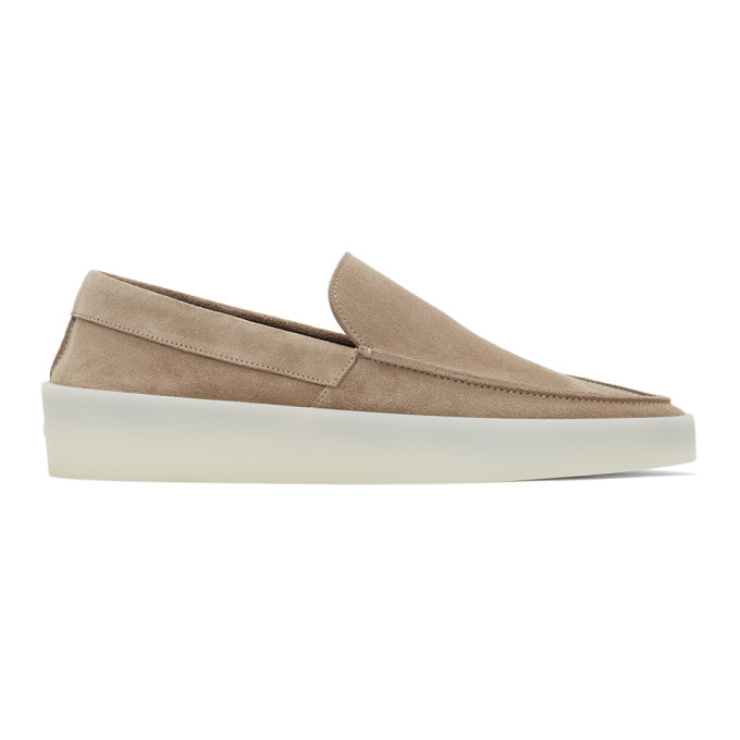 Fear Of God FEAR OF GOD BEIGE THE LOAFER LOAFERS