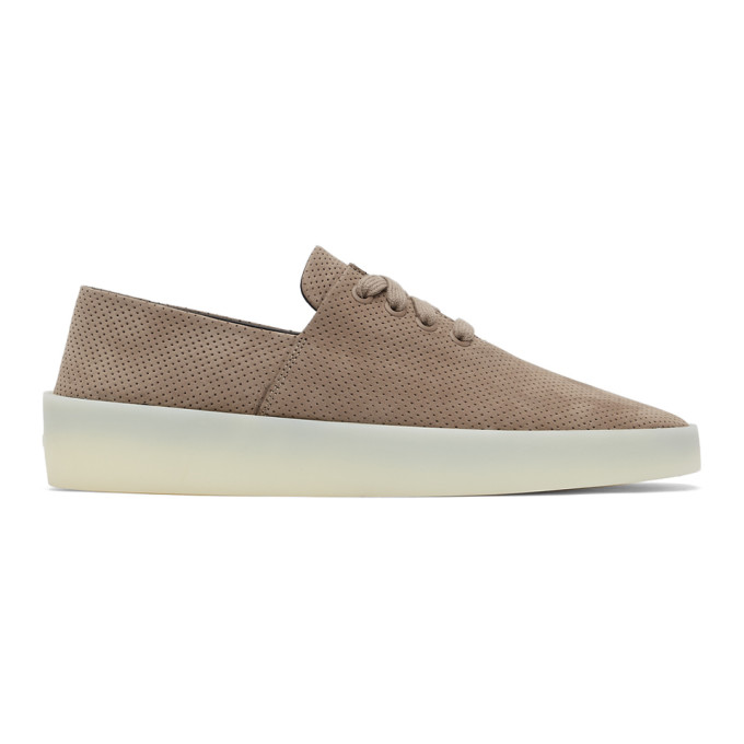 Fear Of God FEAR OF GOD TAUPE SUEDE 110 SNEAKER