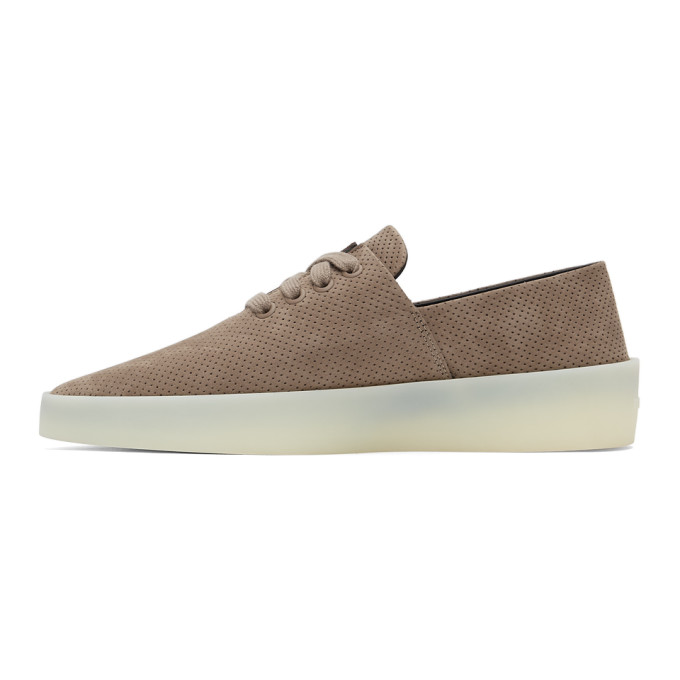FEAR OF GOD Sneakers FEAR OF GOD TAUPE SUEDE 110 SNEAKER