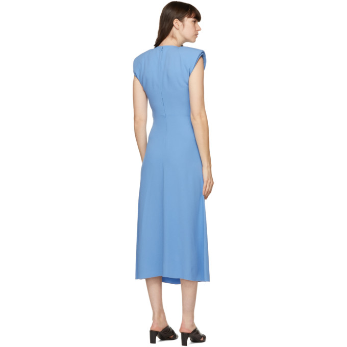 GAUCHÈRE Leathers GAUCHERE BLUE SUZANNA DRESS