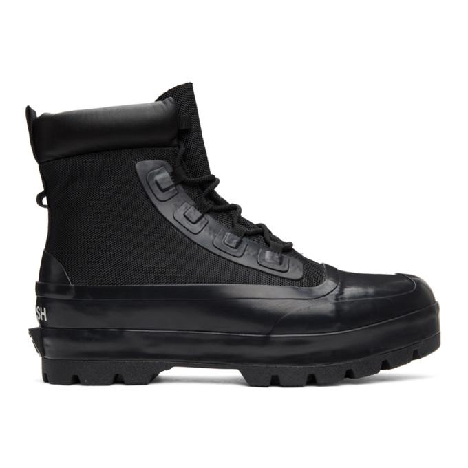 Ambush Black Converse Edition CTAS Duck Boots