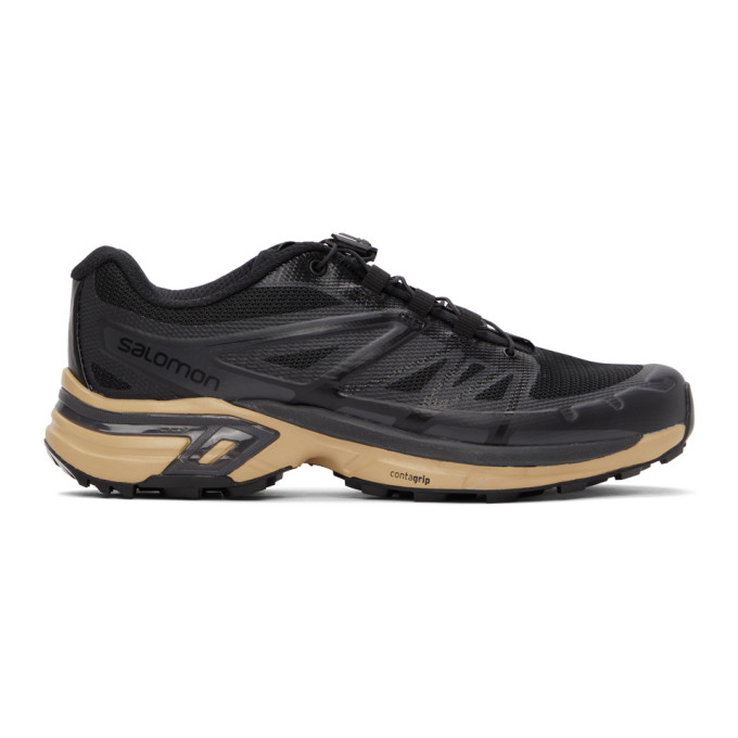 Salomon Sneakers SALOMON BLACK XT-WINGS 2 SNEAKERS
