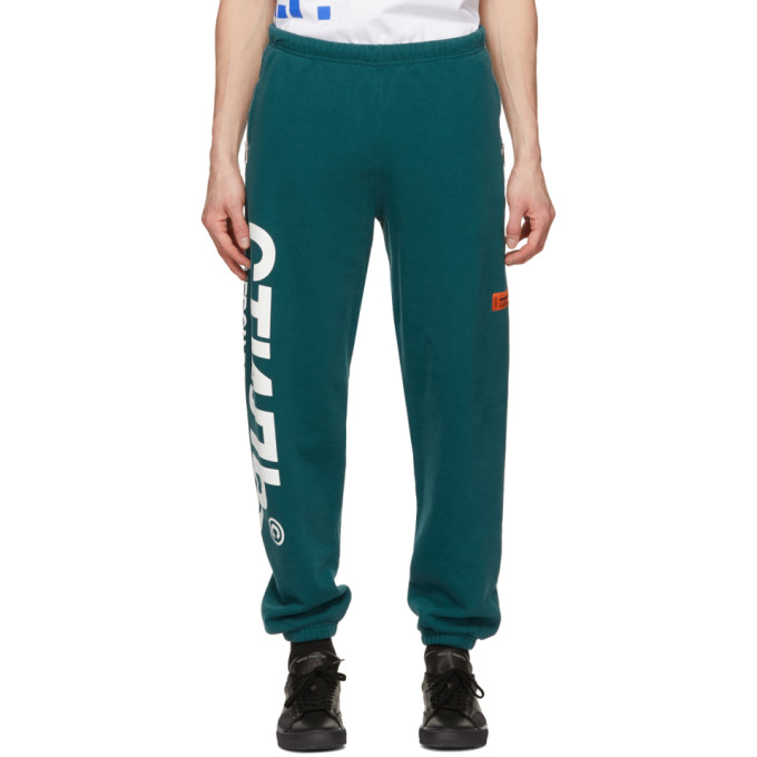 HERON PRESTON HERON PRESTON BLUE STYLE LOUNGE PANTS