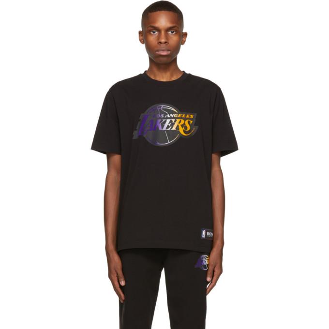 Hugo Boss BOSS BLACK NBA EDITION LAKERS TEAM LOGO T-SHIRT