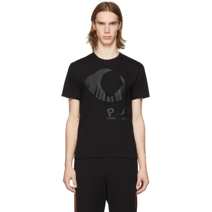 Comme des Garçons Play Black New Eye Logo T-Shirt