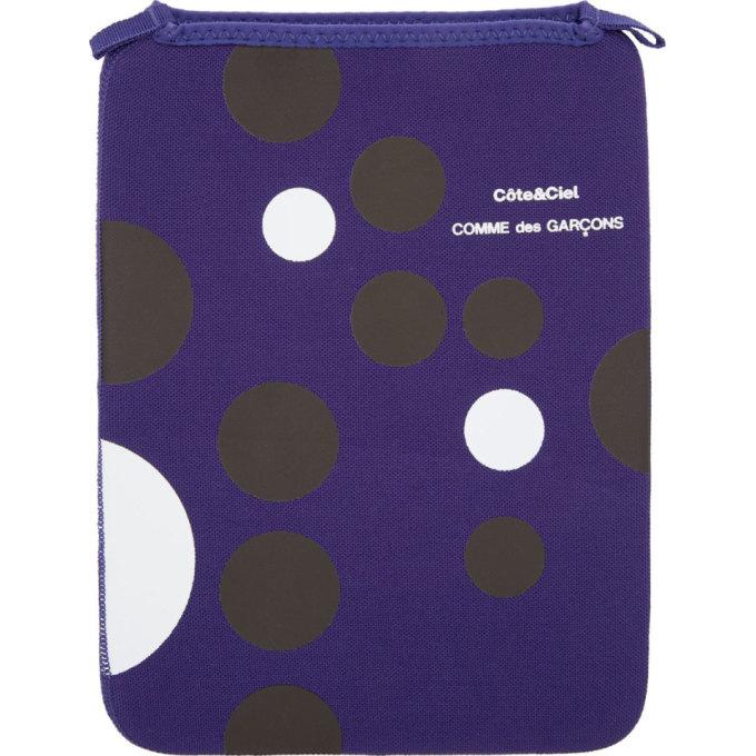Comme des Garcons Wallets Ultramarine CoteandCiel Edition iPad Sleeve