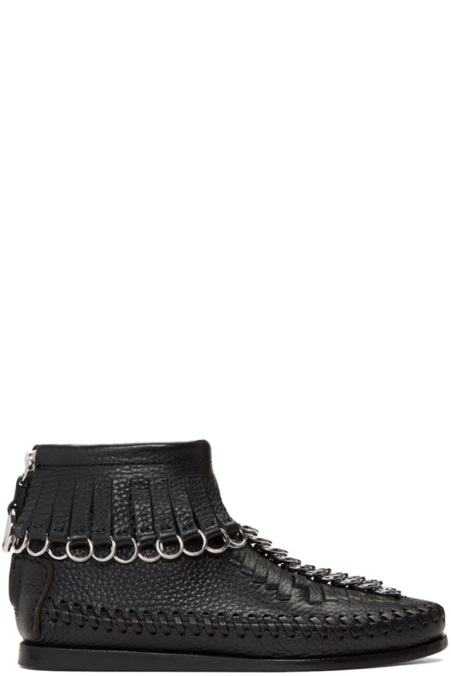 Alexander Wang Montana Moccasin High-Top Sneakers Cheap Outlet rtiaPyv