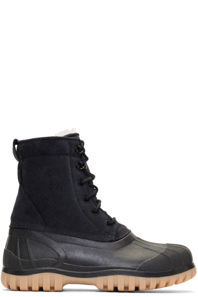 Diemme Black Suede Antara Boots khFBU4aUna