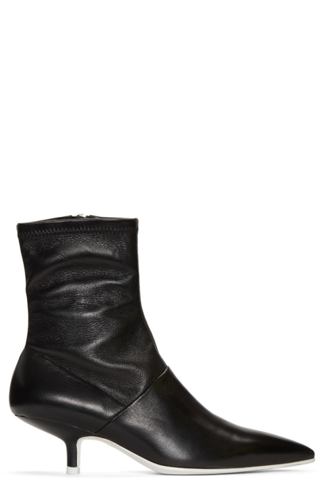 Marni Black Khat Boots HKxAMF2